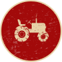 Icon of a tractor